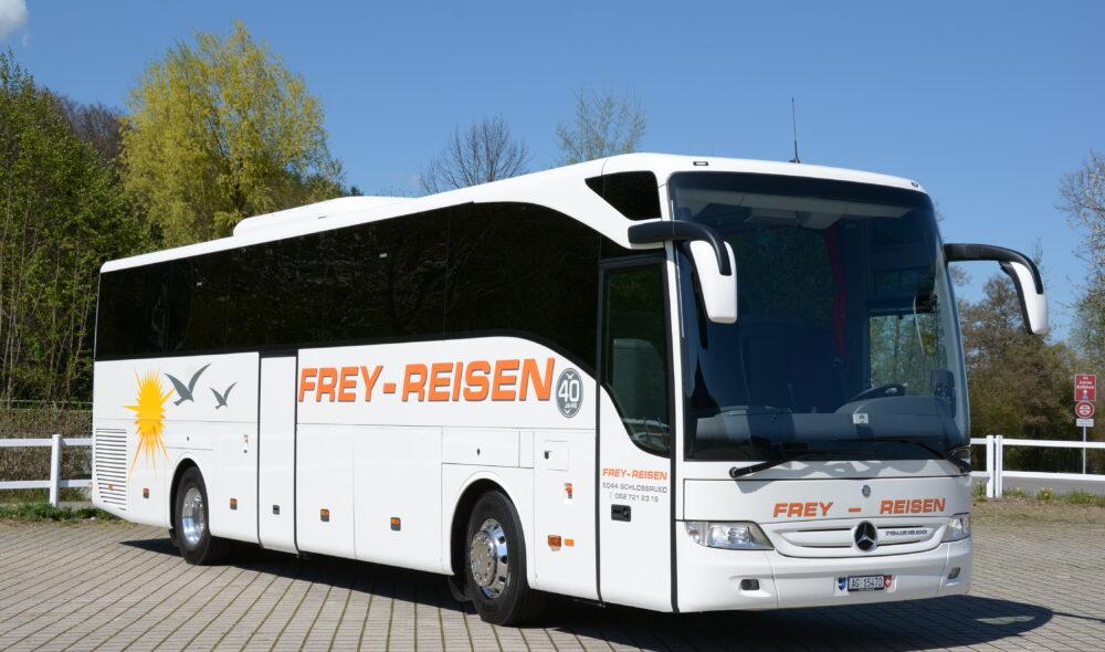 Frey Reisen
